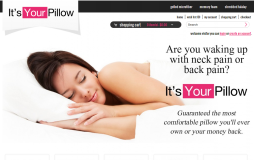 It's Your Pillow
