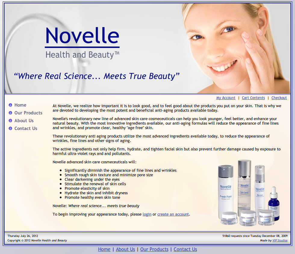 Novelle Health and Beauty