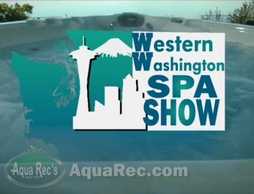 Western Washington Spa Show by Aqua Rec