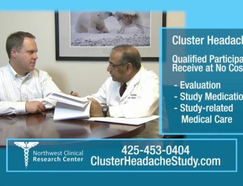 NW Clinical Research Center – Cluster Headaches