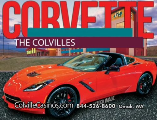 12 tribes Casino Corvette Giveaway